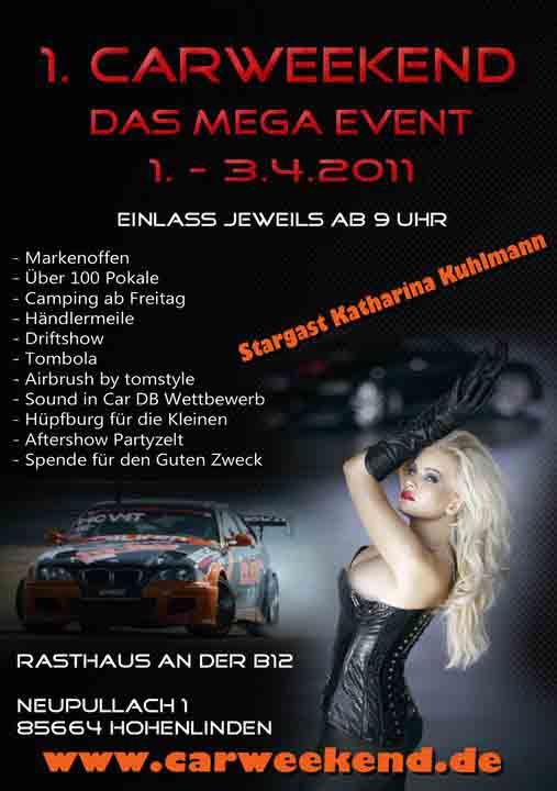 Carweekend Hohenlinden 2011