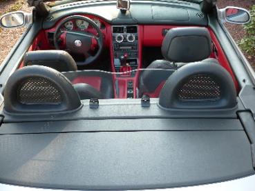 windscreen made of glas for mercedes slk r170 xcar style. Black Bedroom Furniture Sets. Home Design Ideas