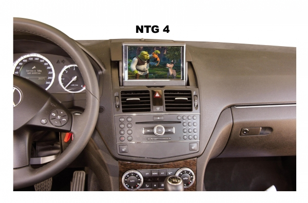 TV Free fits on Comand NTG4