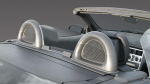 Mercedes SLK R170 Glass Windblocker + Roll bar cover